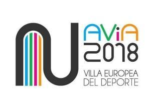 Navia, Villa Europea del Deporte 2018